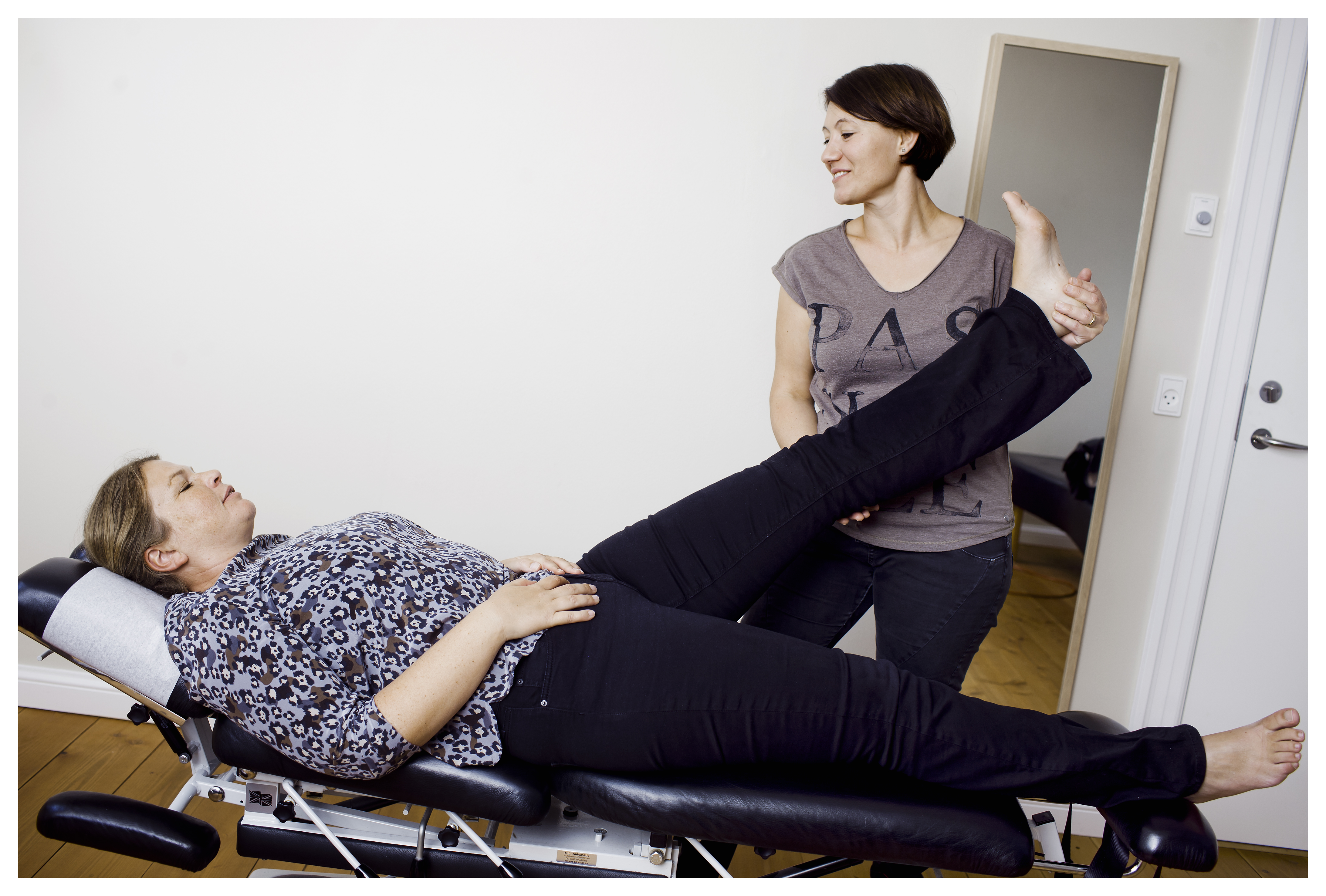 henvisning til kiropraktor